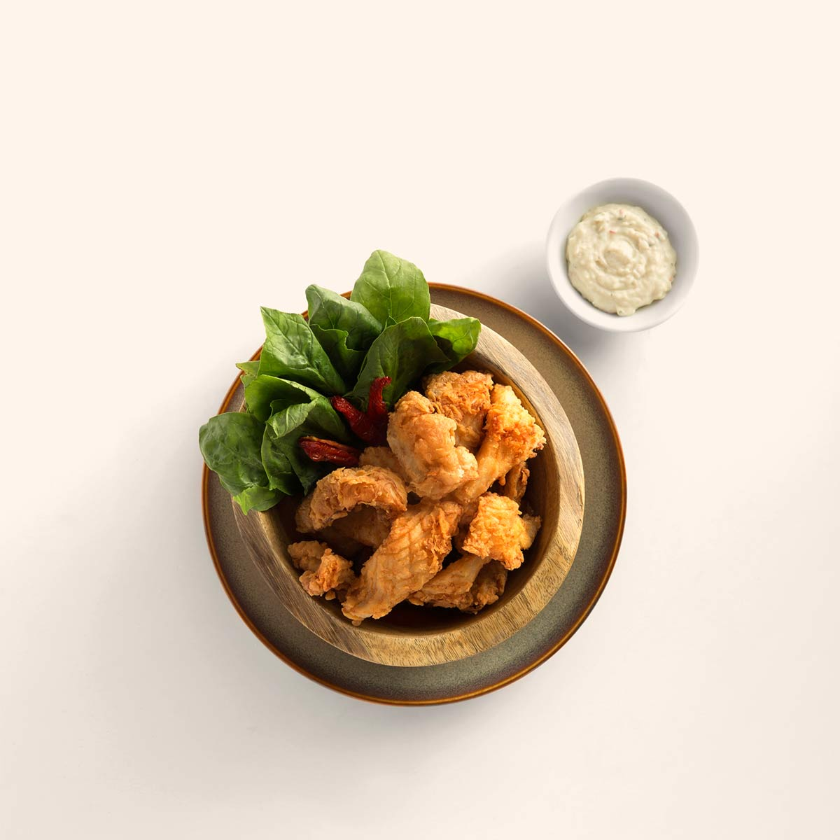 L'Usine - Eatery Deep fried calamari