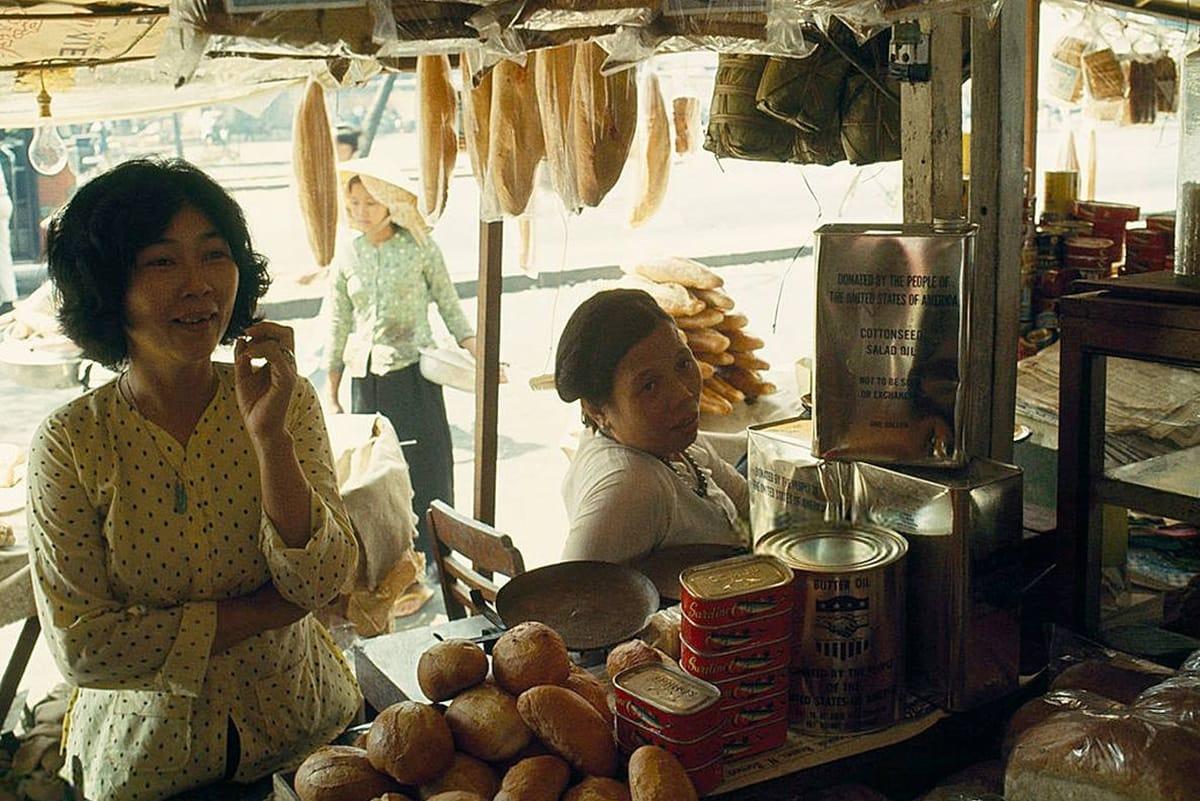Saigon Banh Mi 1965
