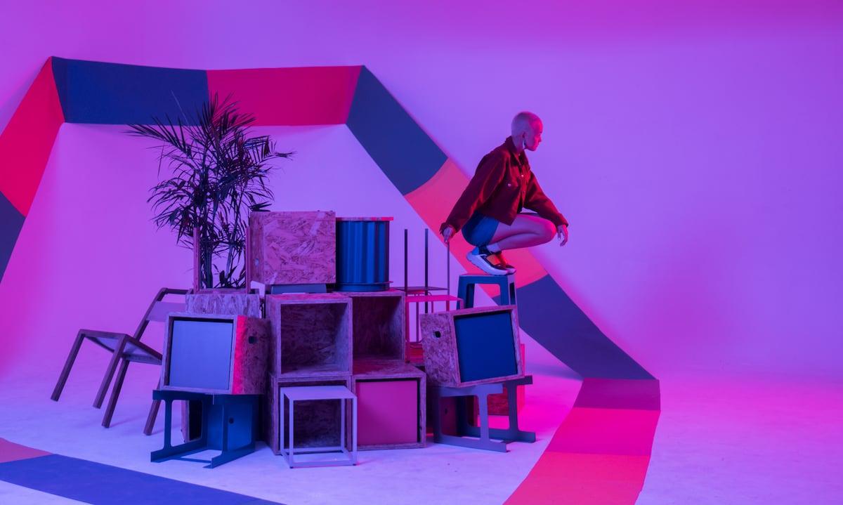 Dasha Nguyen and The Lab furniture
