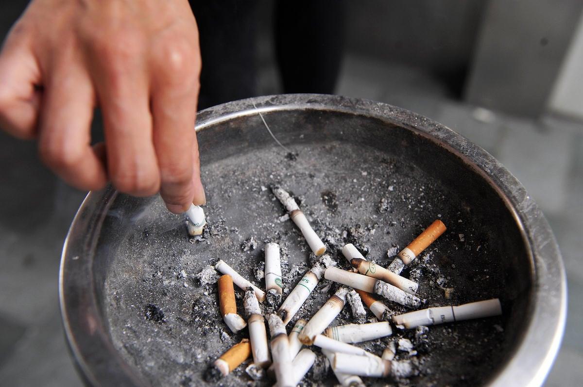 Public Smoking