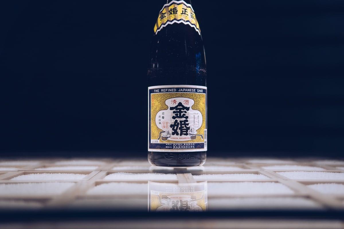 Sake Central - Elliot Sake Samurai