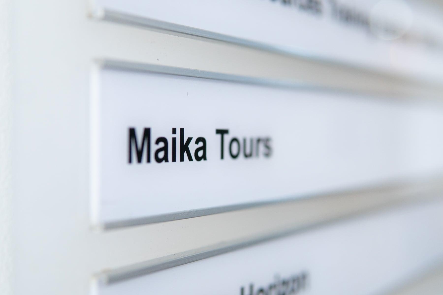 Maika website