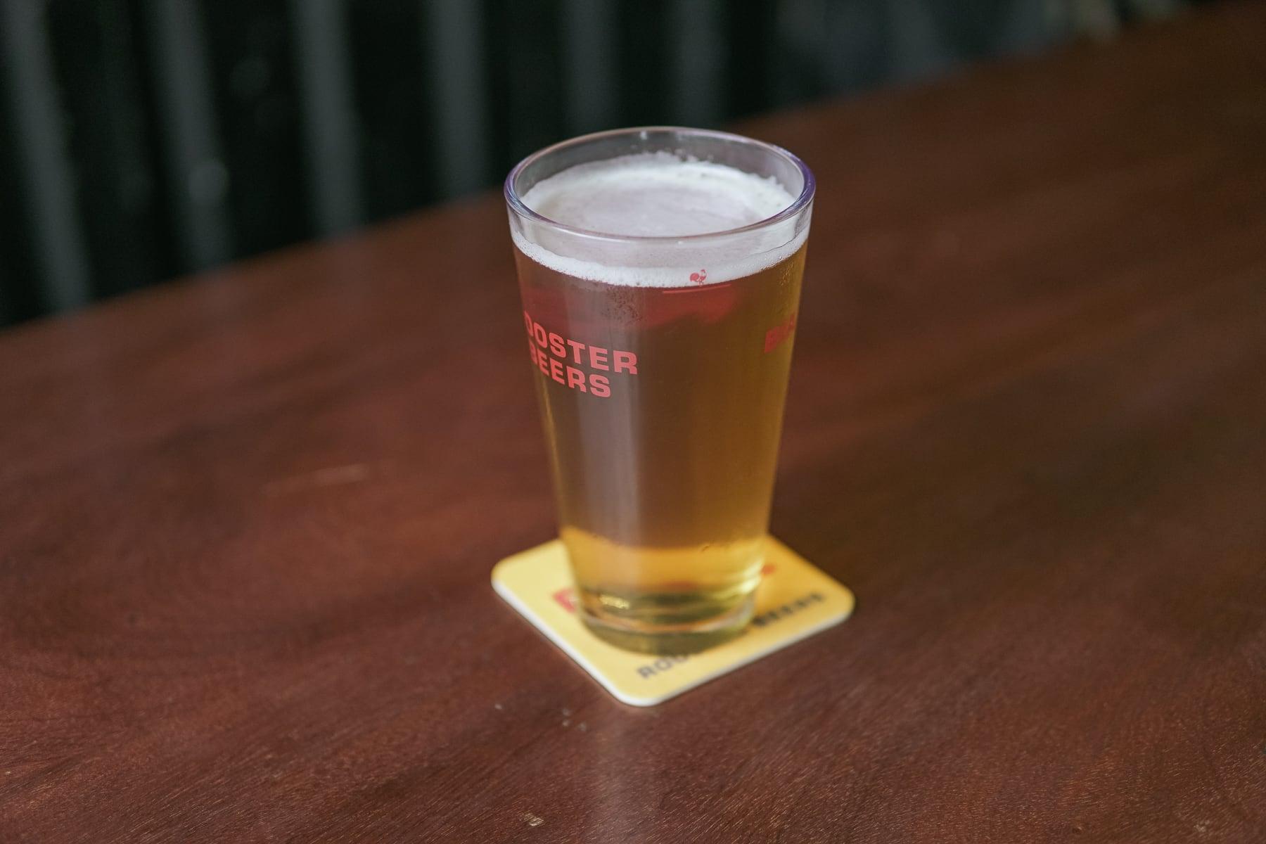 Rooster Beer